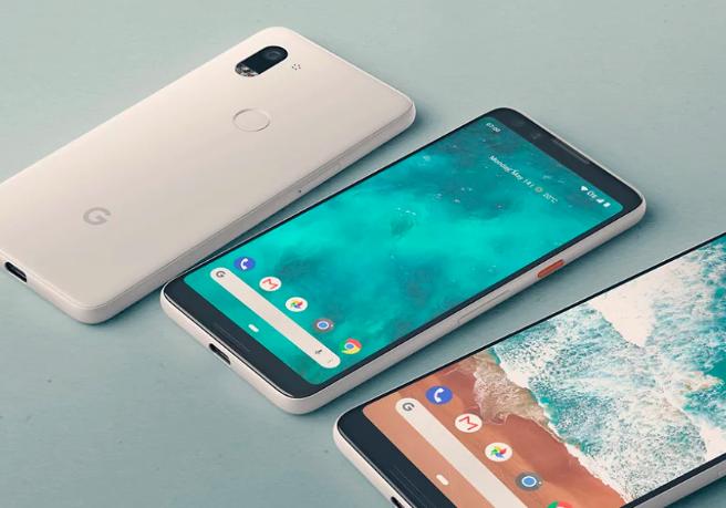 Google Pixel 3 iPhone fabrikatzailearekin hitz egiten du
