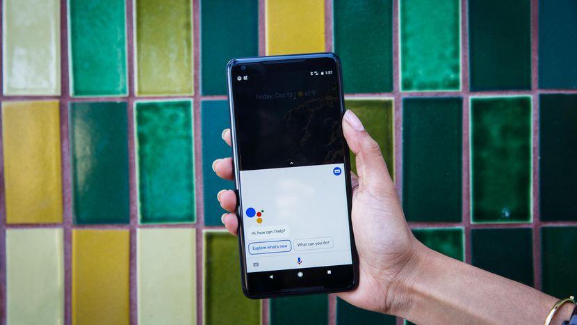 Google Pixel telefonoek Android Pie bihurtu dute bizkor