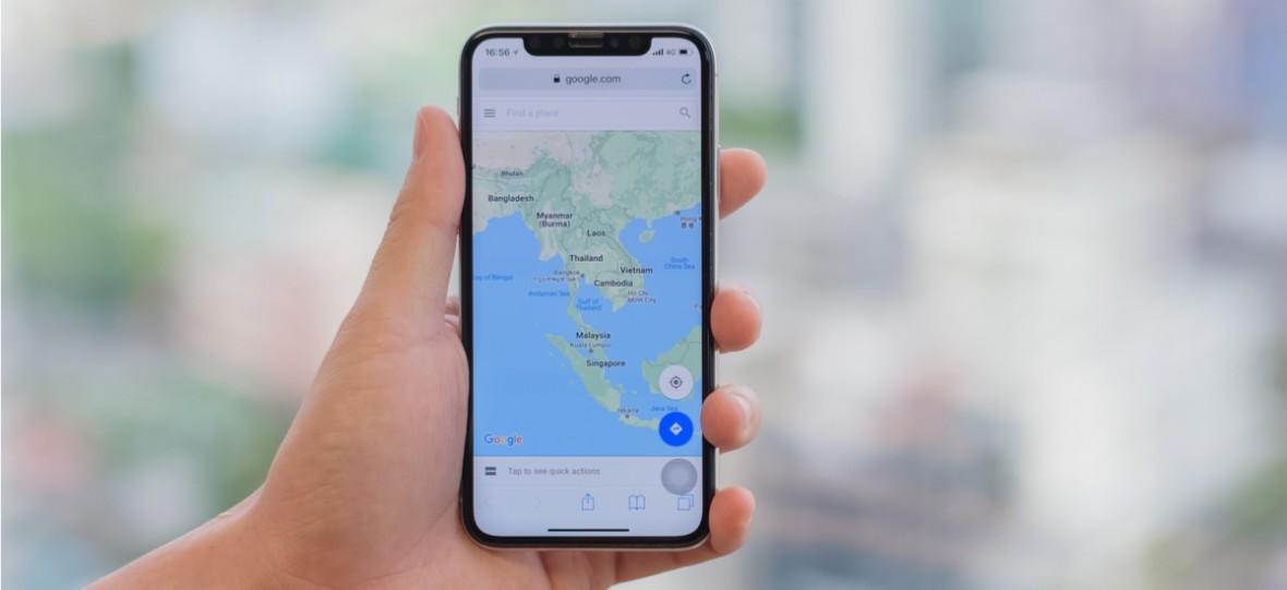 Google Translate-k Mapak bisitatuko ditu konpromisoetatik babesteko