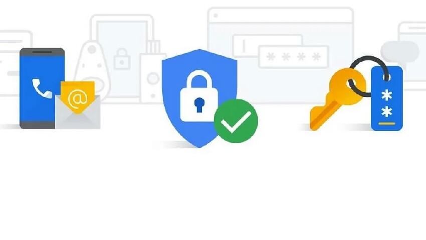 Google betetze metodoak egiaztapen biometrikoa eskatuko du