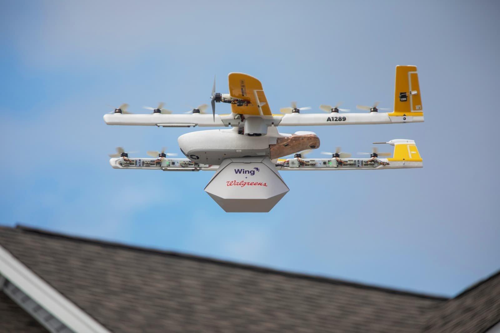 Google drone-rekin aginduak ematen hasi da