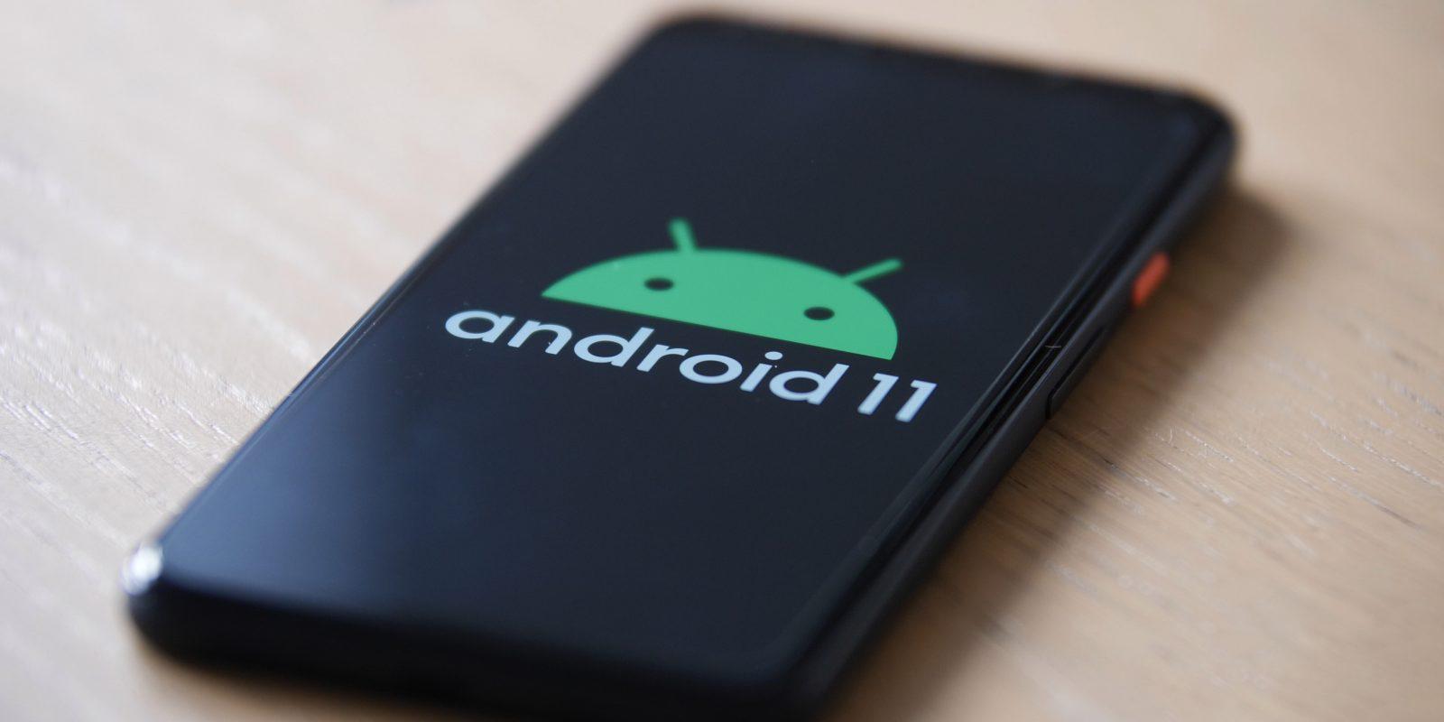 Google-k Android bikoitza probatzen du Android 11