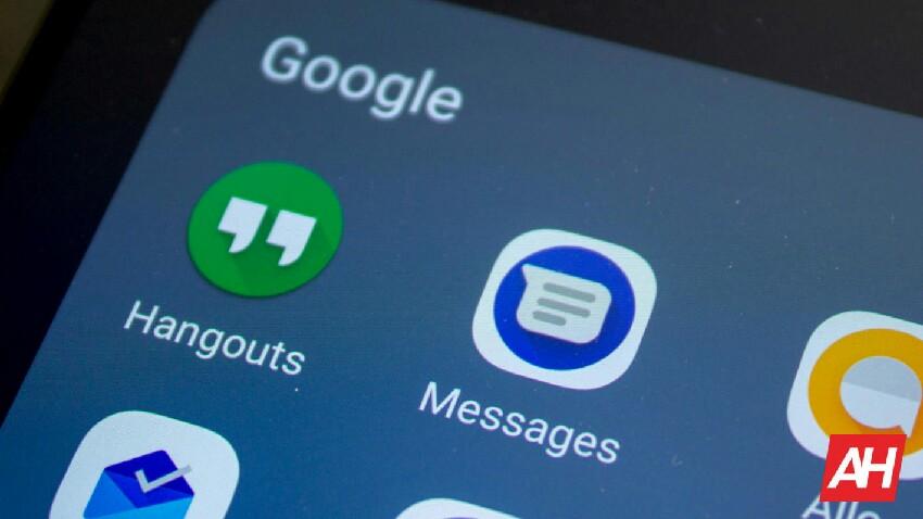 Google mezuen aplikazioak segurtasun neurri berriak hartzen ditu