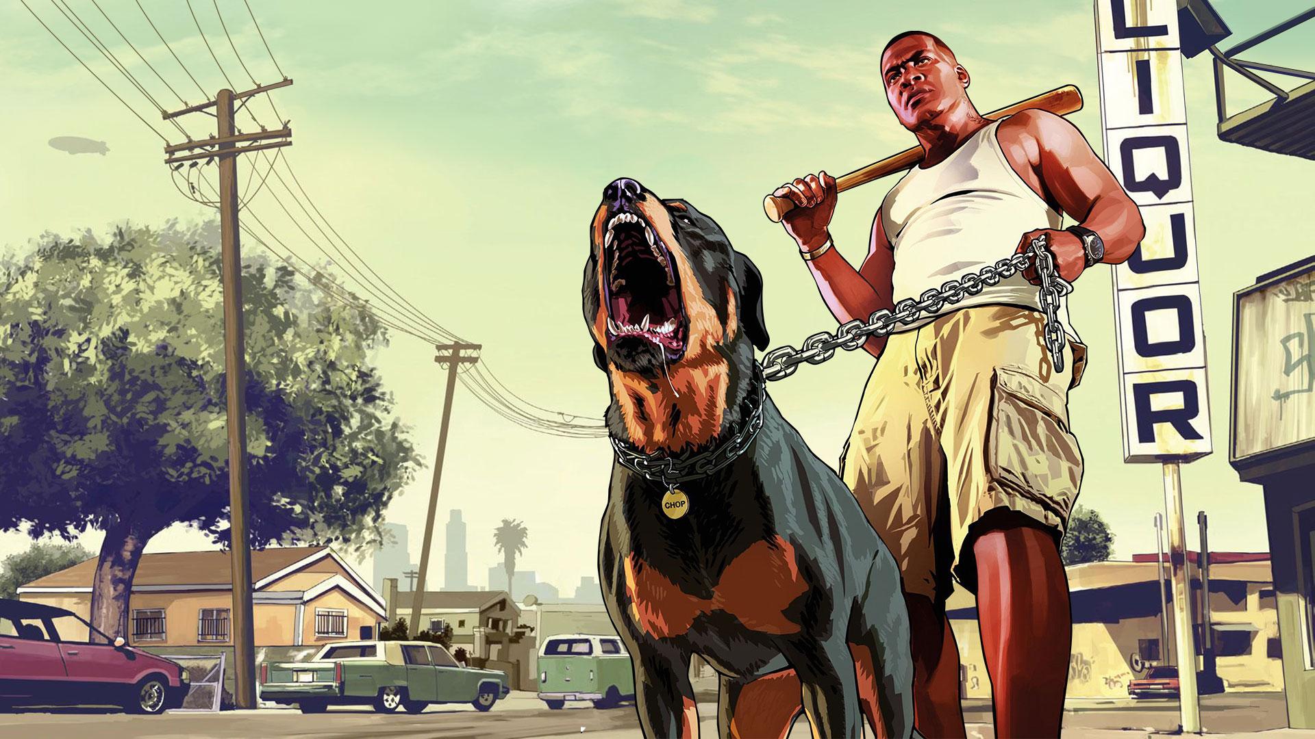Grand Theft Auto V-ek Xbox Game Pass katalogoarekin bat egin du.  Gaur joko duzu