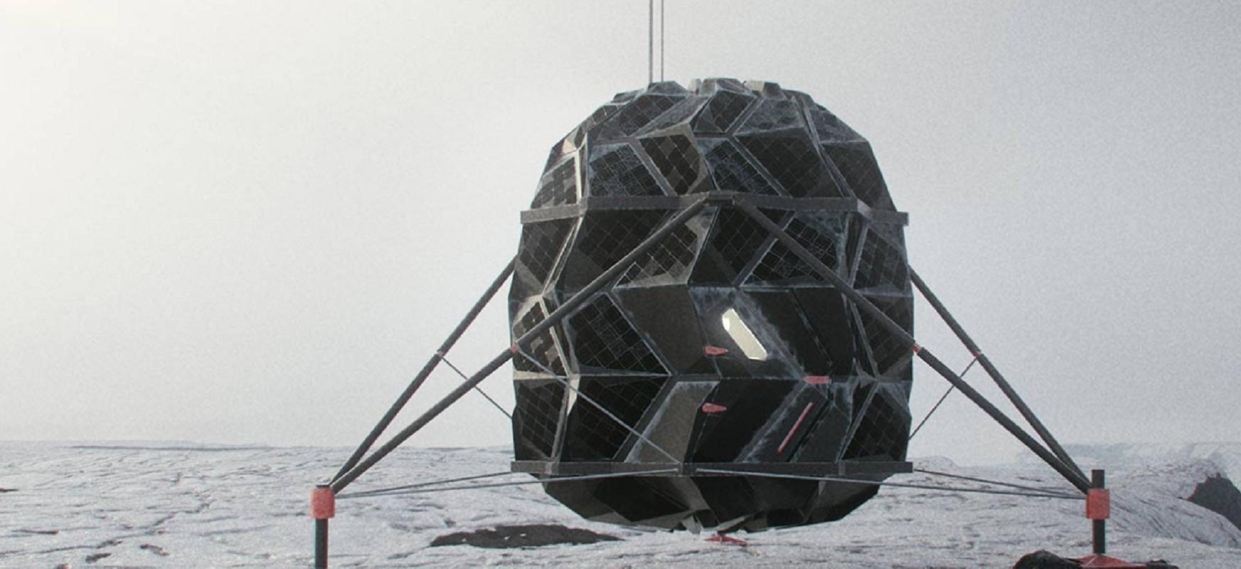 Groenlandiara joango dira eta ilargian itxurak egingo dituztela.  Arkitektoek zure jatorri etxea egiaztatuko dute