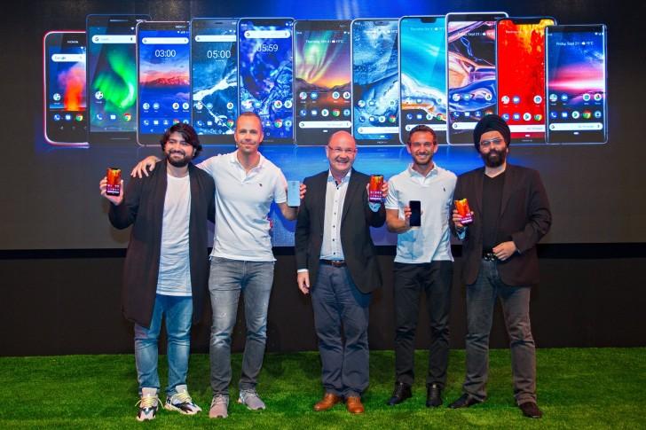 HMD Global-ek Nokia salmentak iragarri ditu