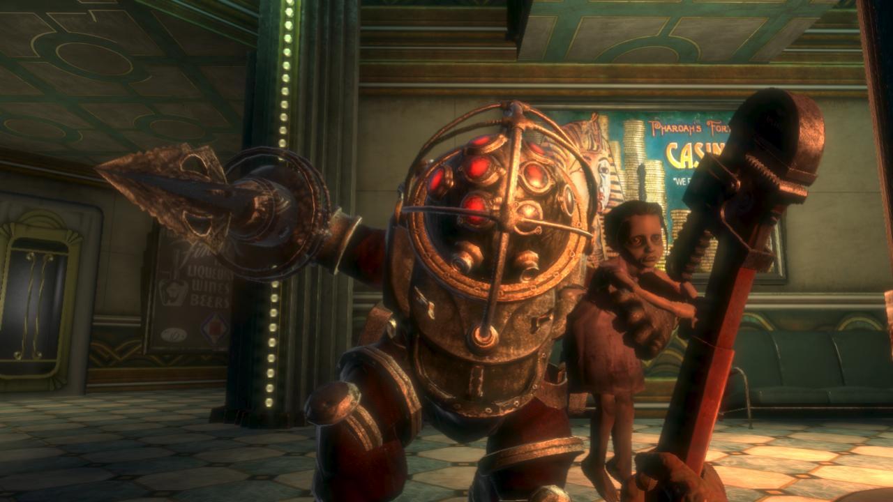Hala egin zuen.  Otsailean, joko ikonikoen uholde bat PlayStation Plus-en: Bioshock 2, BioShock, The Sims 4 eta suebakia: zero ordua