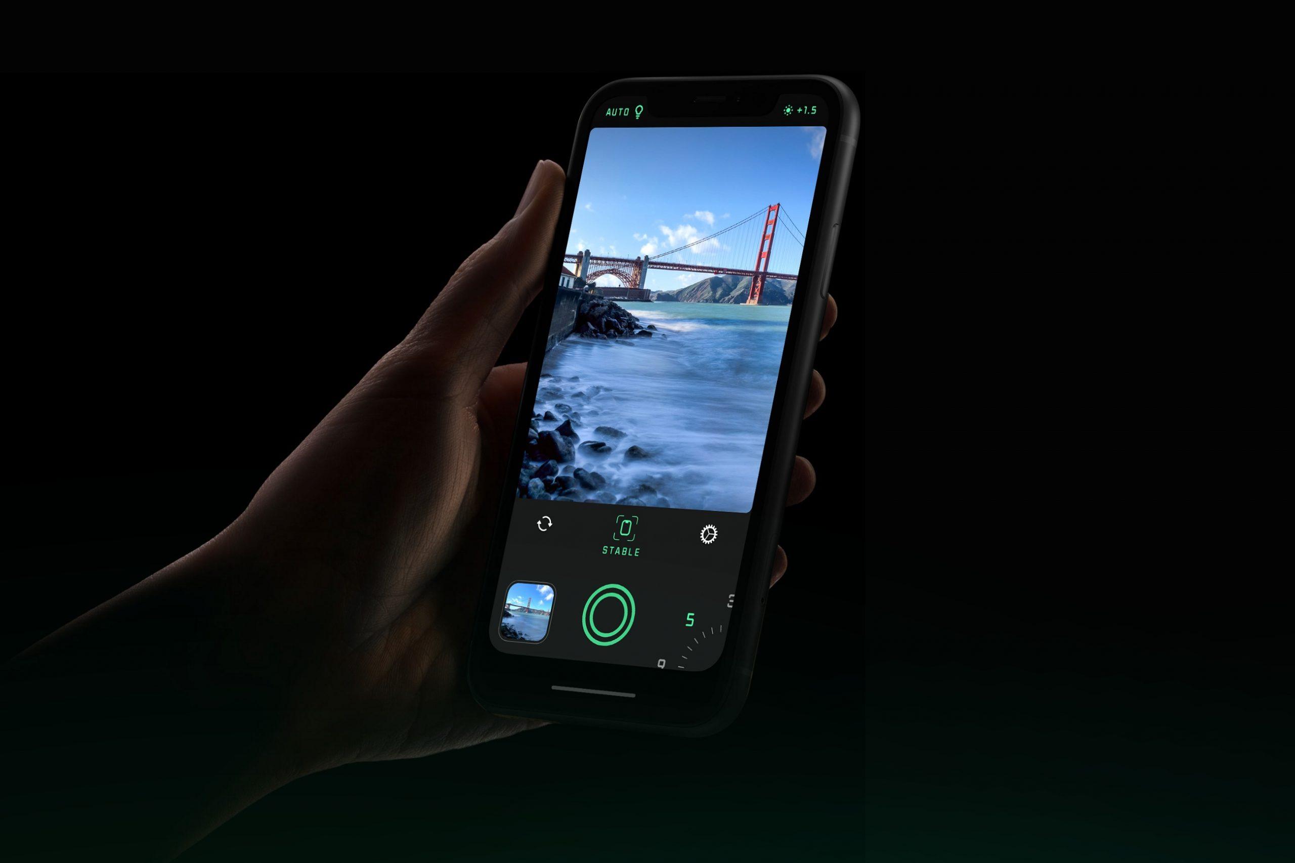 Halide ekoizlearen kamera aplikazio berria: Spectre Camera