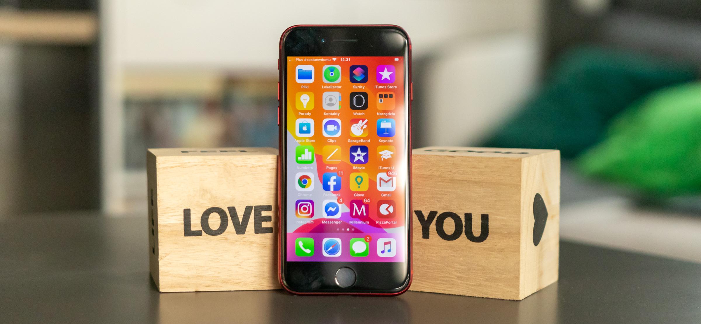 Txikia baina zoroa.  iPhone SE (2020) - lehen inpresioak