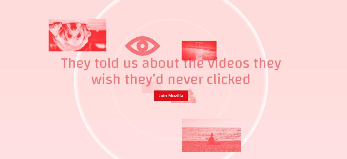 Haurrak dantza egiten ikasi nahi zuen, eta YouTube gosez hiltzea erabaki zuen.  Horrelako istorio gehiago daude.  #YouTubeRegrets hasia da