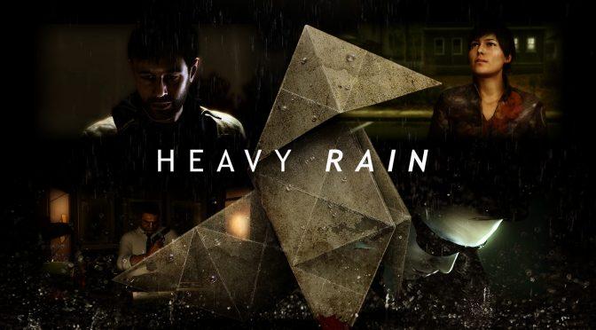 Heavy Rain PCaren demostrazioa amaitu da!  Egin klik deskargatu!