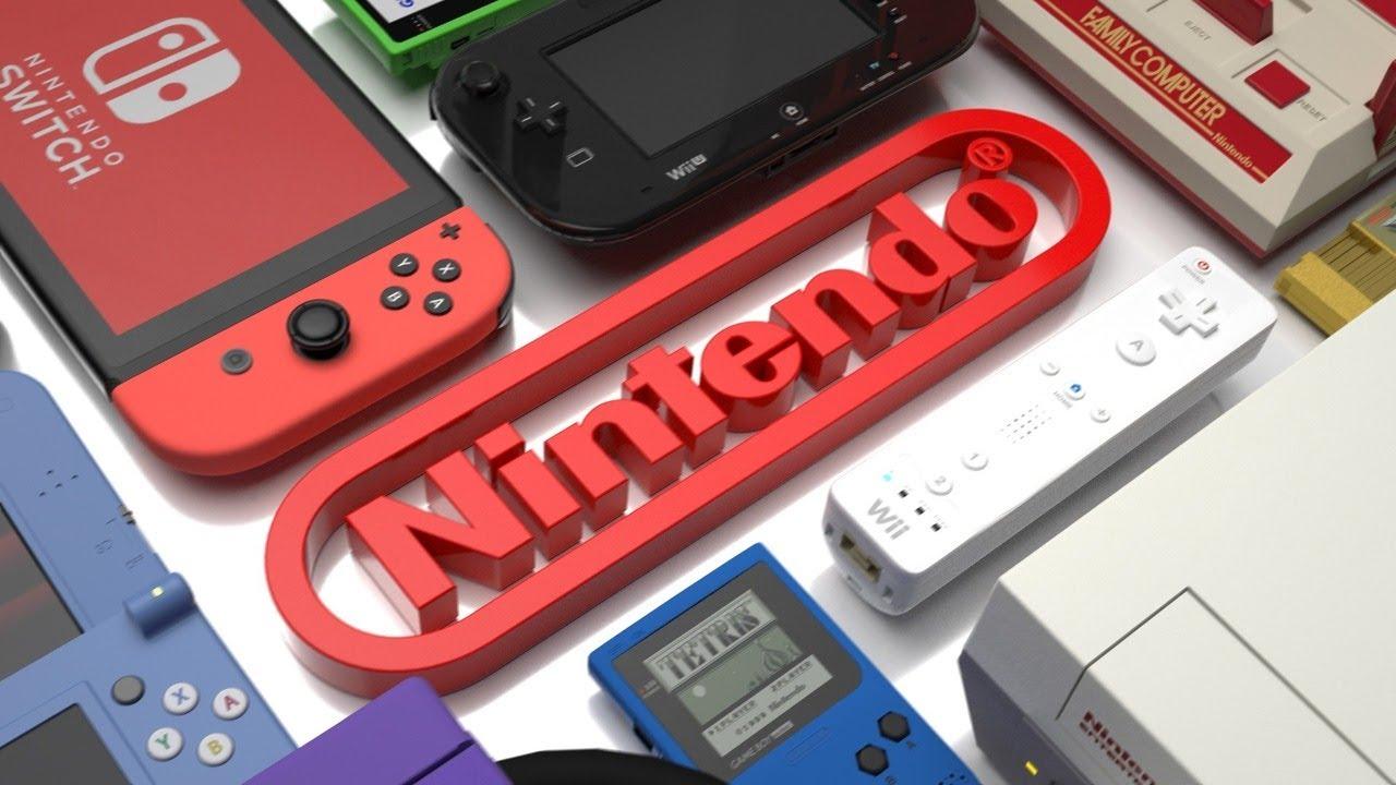 Hemen Nintendo etxeko salmenta onenaren kontsola!