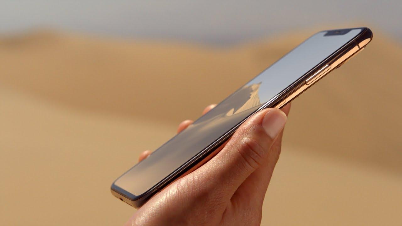 Hemen iPhone XS-ren bideo-filmaketaren errendimendua!