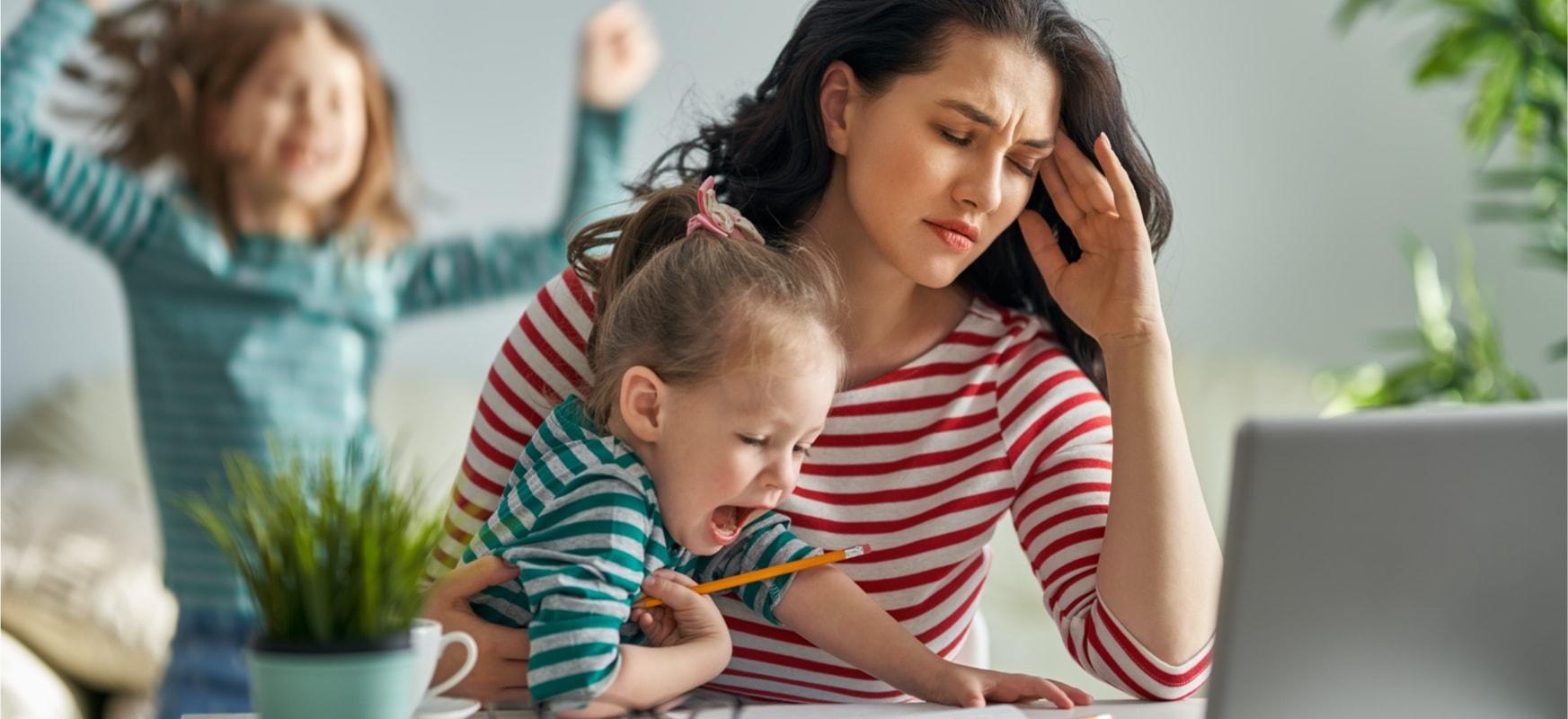 #HomeOffice: Nola lotu eta estutu zure familia etxean lan egin ahal izateko?