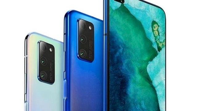 Honor V30 seriea Huawei Mobile Services plataformarekin batera Europara zuzentzen ari da