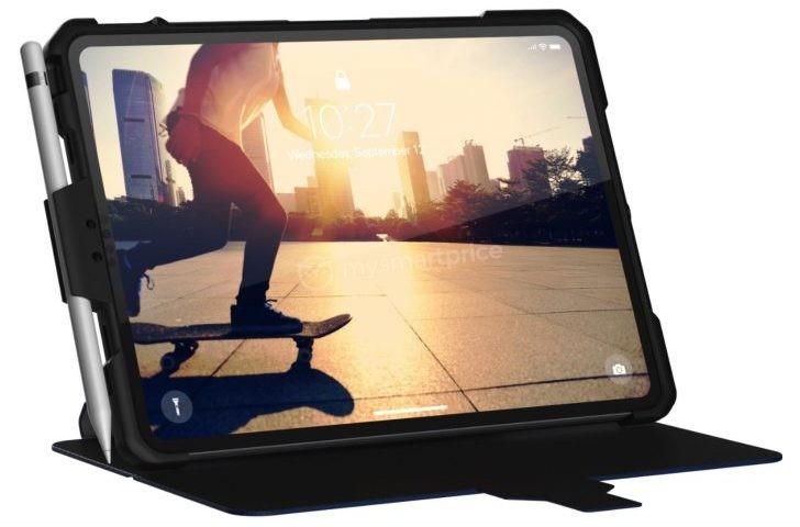 Horrela itxura du iPad Pro berriak!