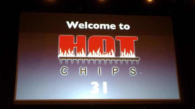 HotChips 2019: SI hardware azeleragailuen berrikuspena