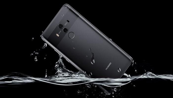 Huawei Mate 10 Pro-rako espero den eguneratzea kaleratu da