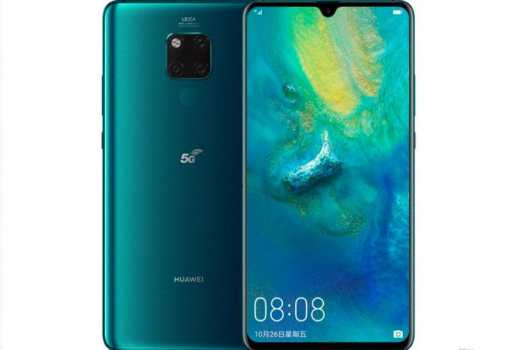 Huawei Mate 20X 5G-k arreta handia erakarri zuen