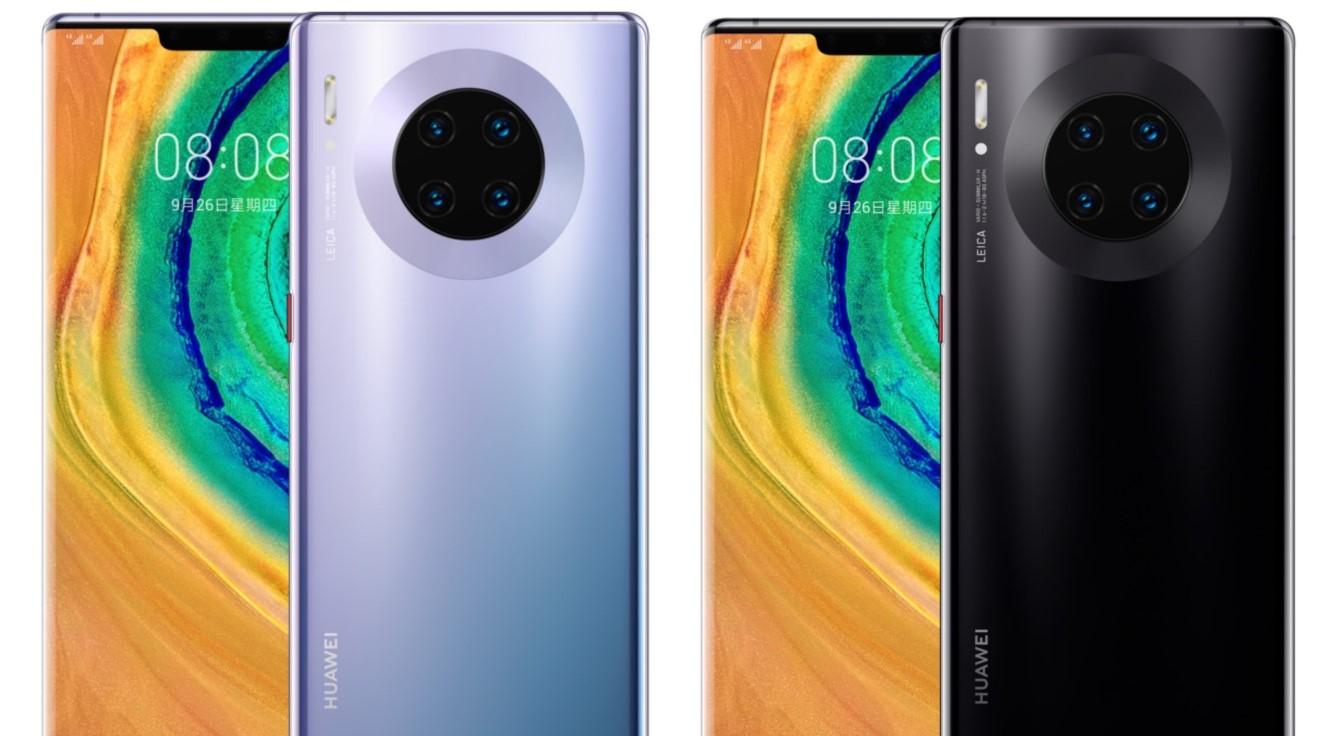 Huawei Mate 30 Pro inork erosiko ez duen smartphone onena da