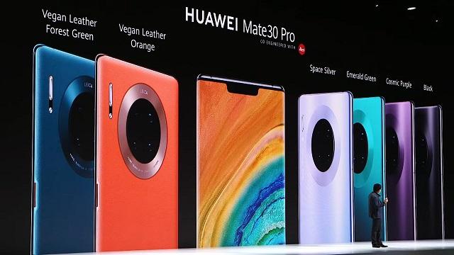 Huawei Mate 30 - salmenten emaitzak ezagutzen ditugu