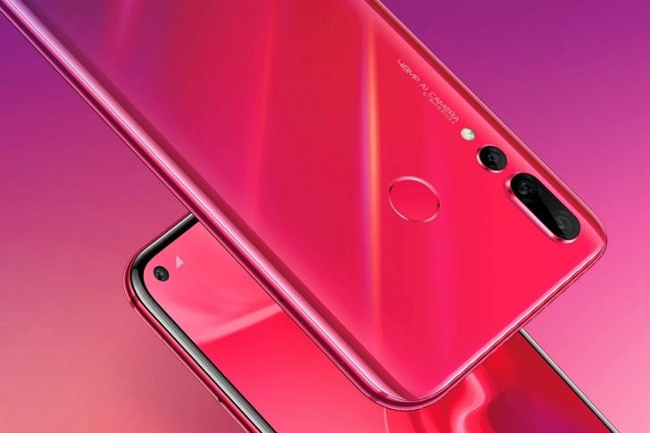 Huawei Nova 4 Sartu zen!  Hemen dituzu ezaugarriak