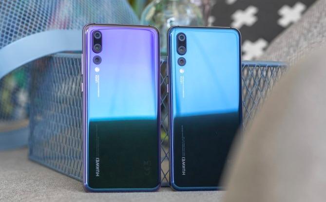 Huawei P20 Pro-rako 2 kolore aukera berriak datoz