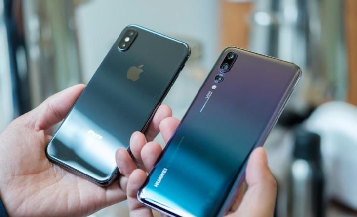 Huawei azkenik Applegainditzea lortu zuen
