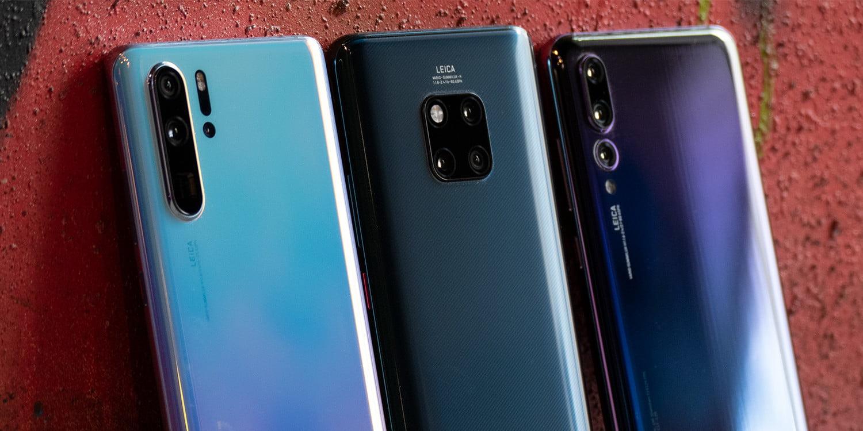 Huawei-k 10.000 milioi dolar galtzen ditu AEBengatik!