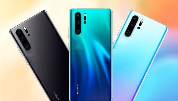Huawei-k P30 Pro pantaila ekoiztuko du Samsung-en