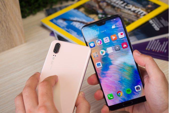 Huaweiren telefono tolesgarriak eta bideratutako telefonoak 2019an iristen dira