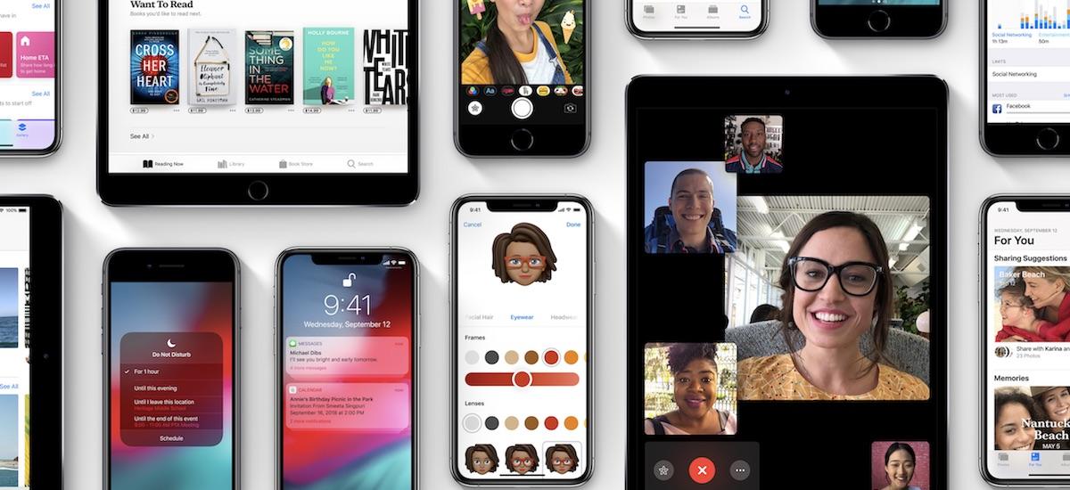 IN 2 asteetan iOSen eguneratze gehiago lortu ditugu Androiden jabeek telefonoaren bizitzan zehar