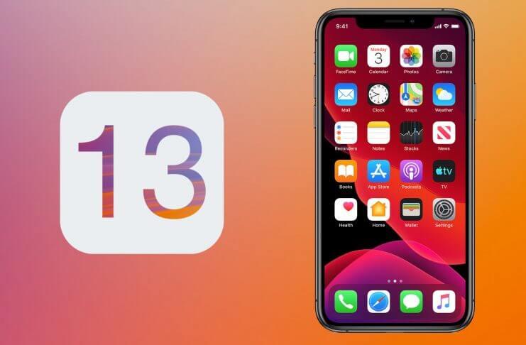 IOS 13 nola deskargatu.3 Beta 4 IPhone