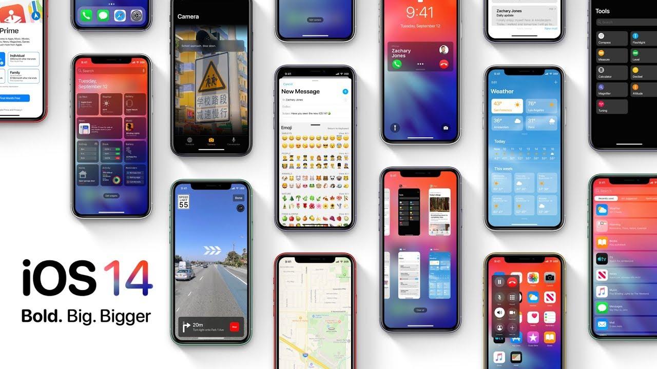 IOS 14 eguneratzearekin, iPhone urtez espero den funtzioa dator