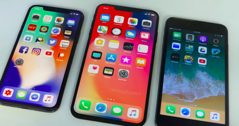 IPhone irteera LCD pantailarekin atzeratu da