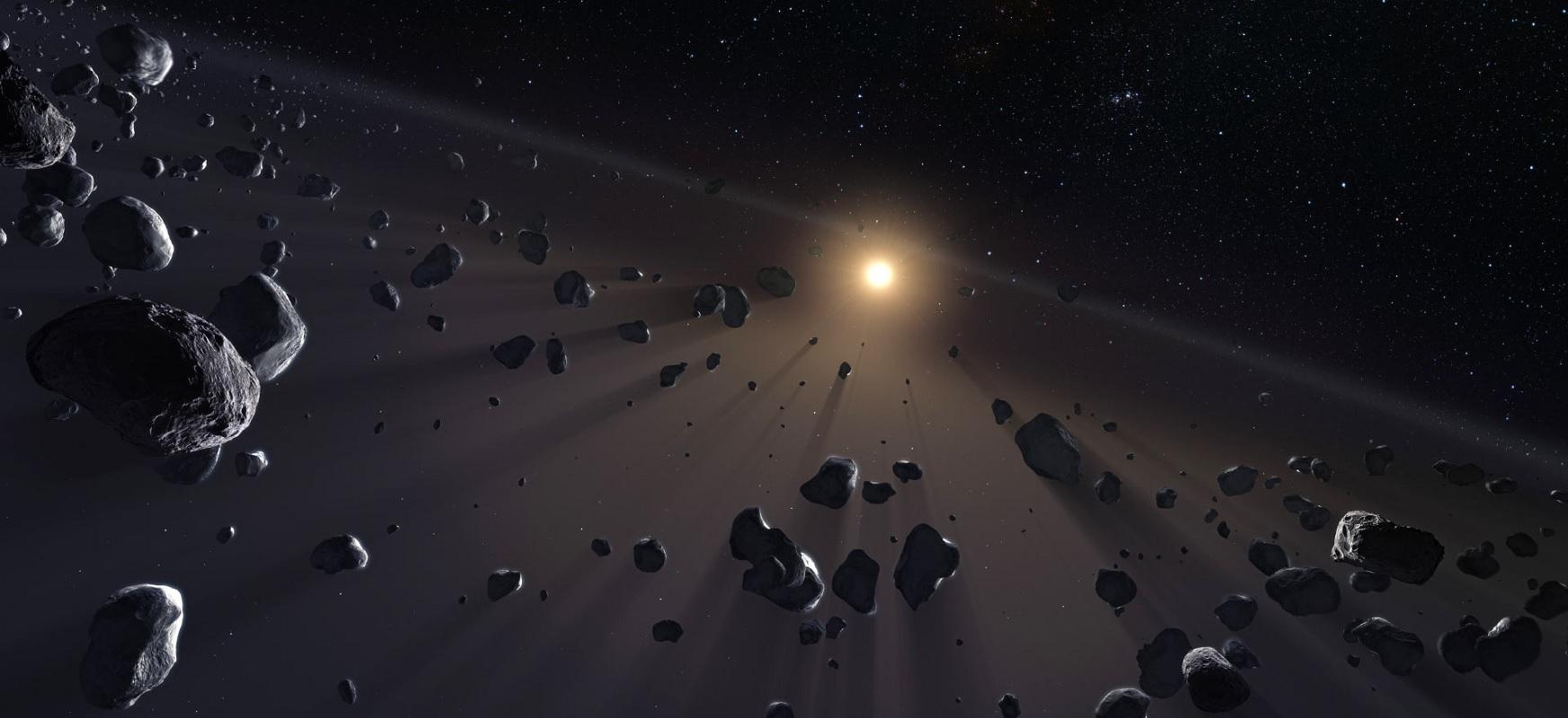 Ikerketa arrakastatsua.  Astronomoek trans-Neptunoren 100 objektu berri aurkitu dituzte