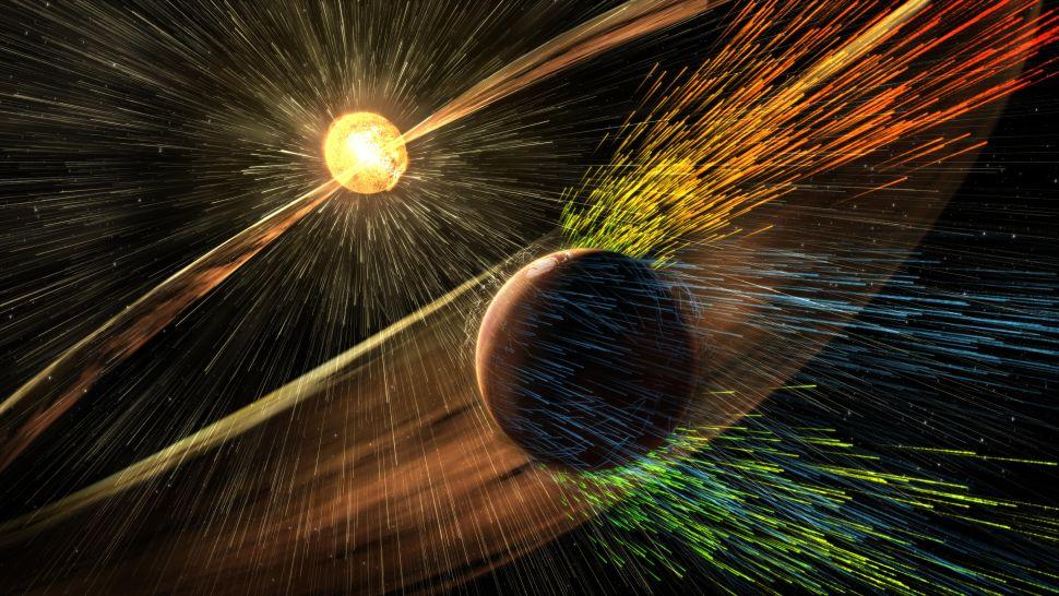 InSight lurreratzaileak Planeta Gorriaren eremu magnetikoari buruzko informazio harrigarria eskaintzen du