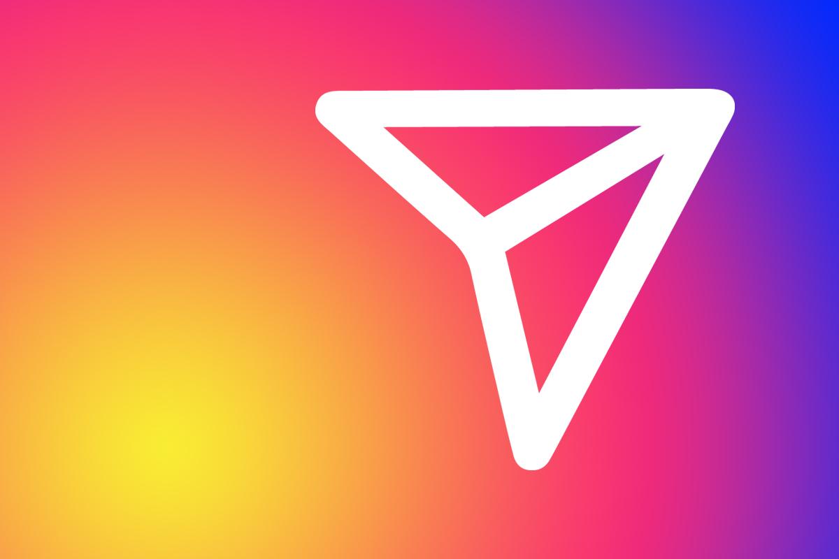 Instagram DM-ren ezaugarri berriak bilatzea