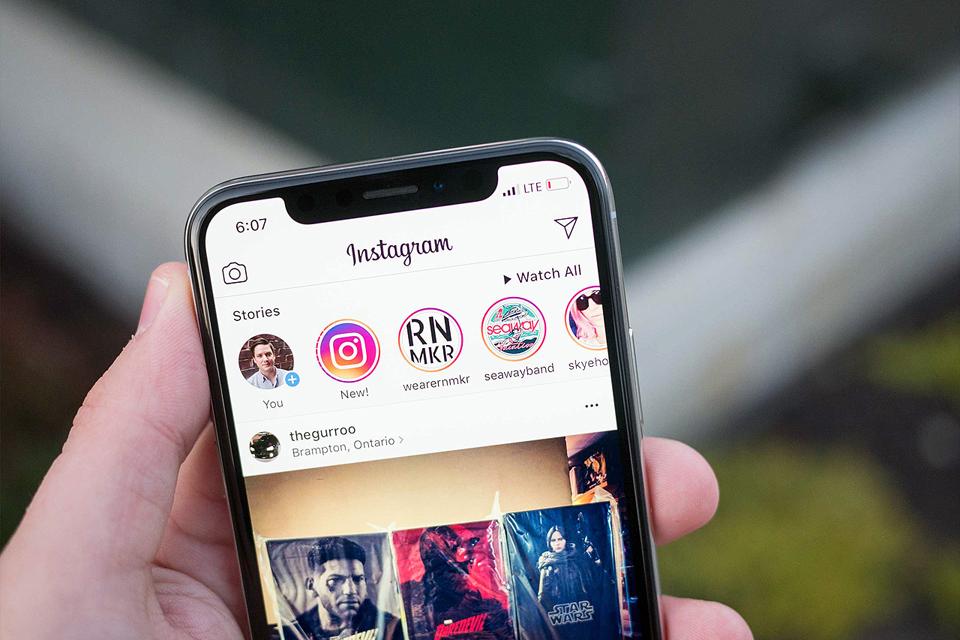 Instagram orain iPhone eredu berriak onartzen ditu.