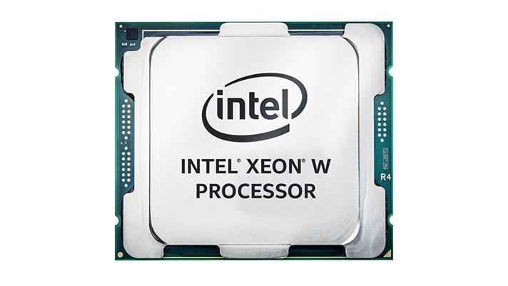 Intel Xeon Glacier Falls W - Xeon W berriaren zehaztapen segurua