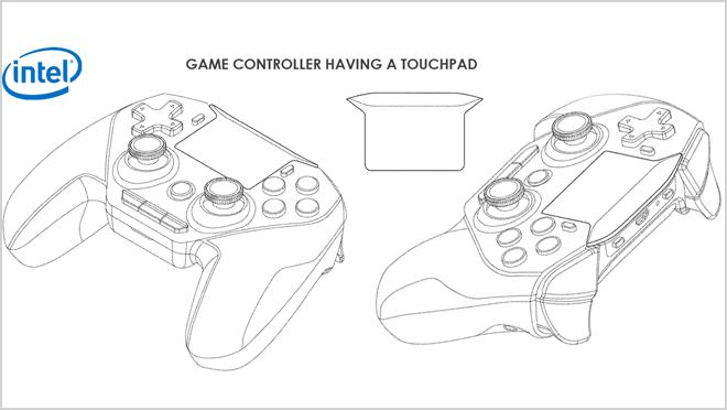 Intel Game Controller