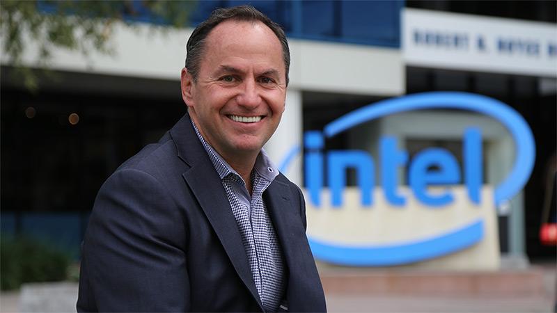 Intel: prozesuko gure lehen produktua 7 nm agertuko da 2021eko laugarren hiruhilekoan