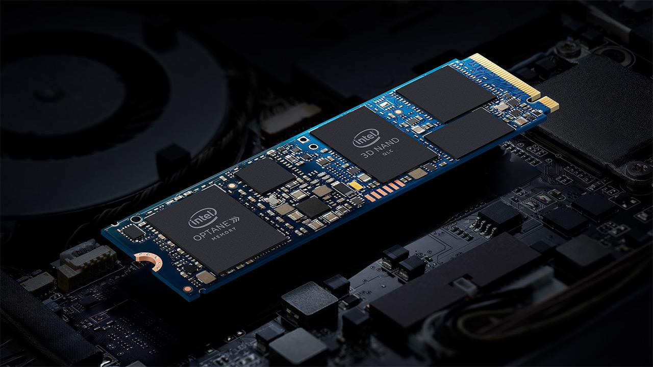 Intelek dagoeneko 10 milioi SSD ekoiztu ditu QLC hezurrekin