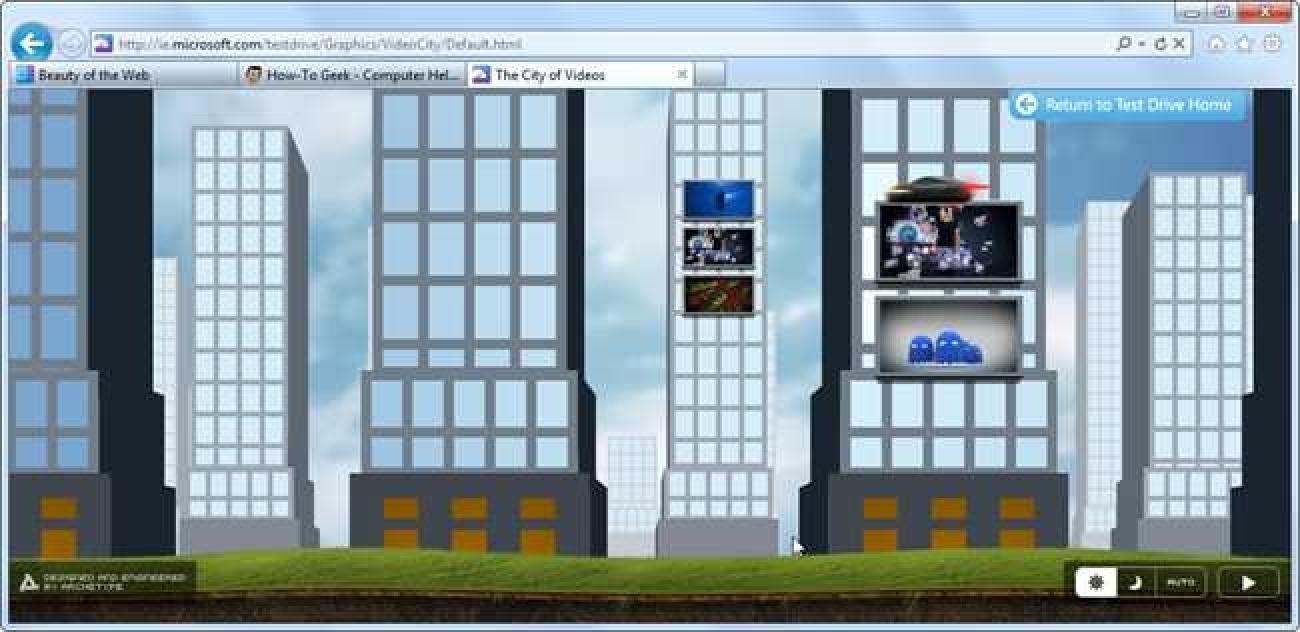 Internet Explorer 9 RC eskuragarri dago: Hona hemen gauza berri interesgarrienak