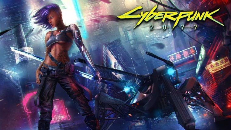 Itxaropen handiko Cyberpunk 2077 bideoa kaleratu dute