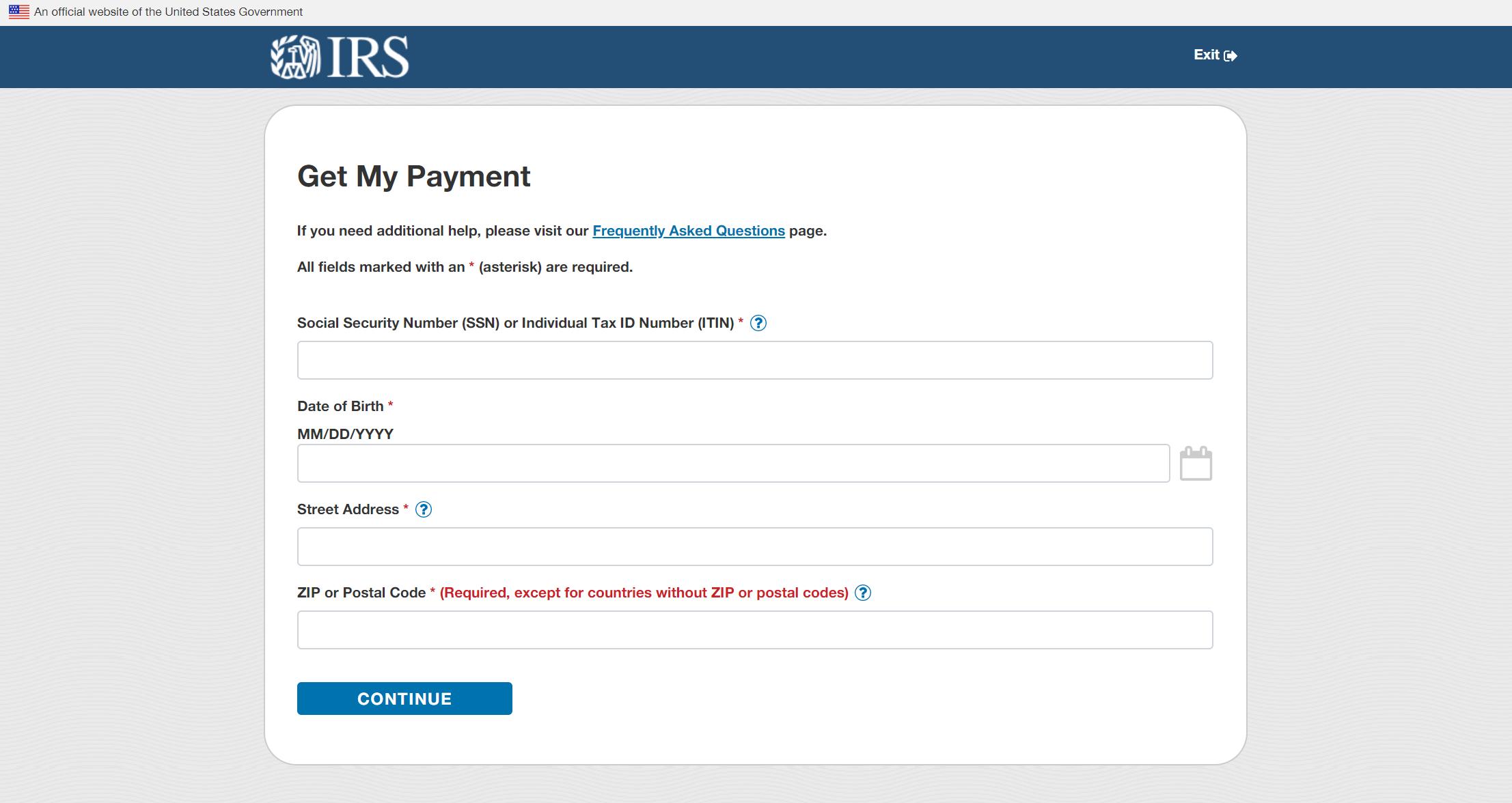 Jarraitu zure $1, 200 estimulu egiaztatzea - hona hemen nola erabili IRS gune berria 2