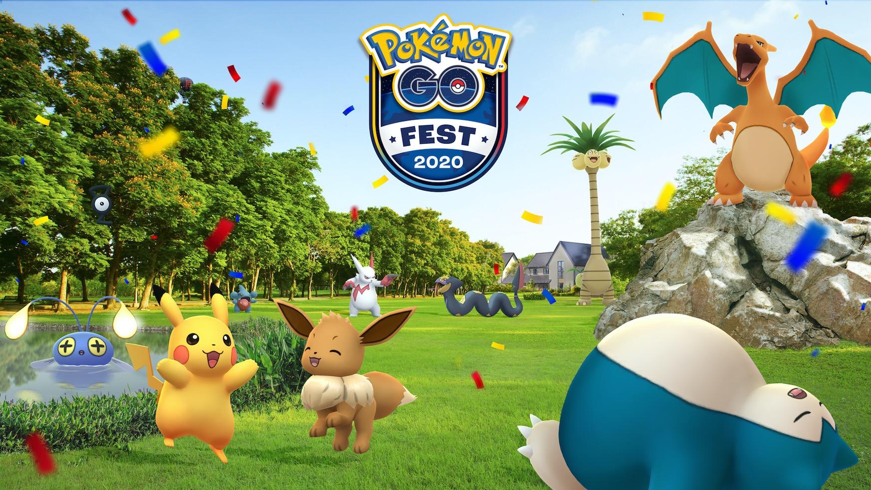Jokalari poloniarrek Pokemon GO Fest jaialdian parte hartuko dute lehenengo aldiz