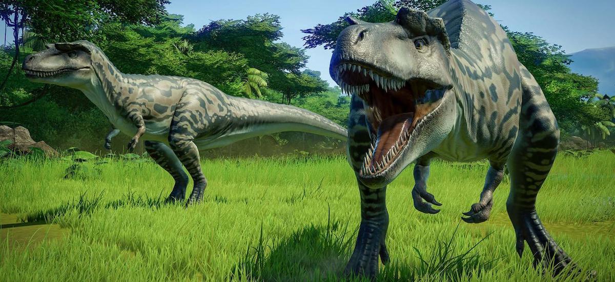 Jurassic Park bat egiteak filmean baino hobeto egingo al duzu?  Jurassic World Evolution da Gold with Games-en protagonista