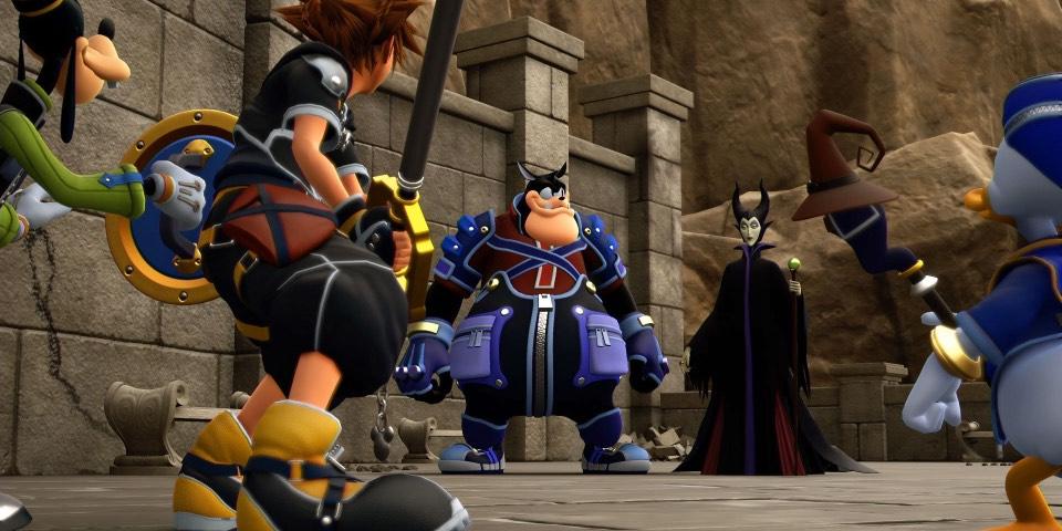 Kingdom Hearts III Iritzia