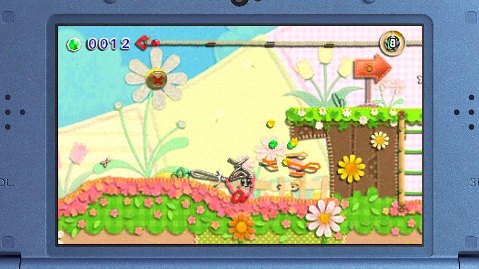 Kirby-ren Epic Harn berrikuspena